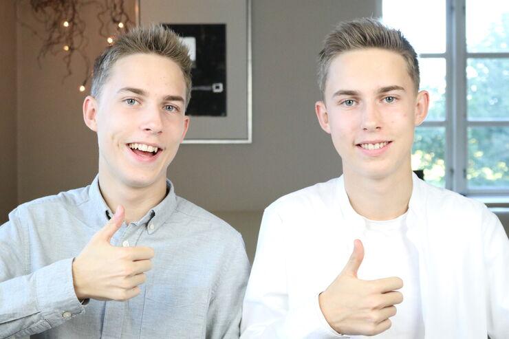 Trier-tvillingerne