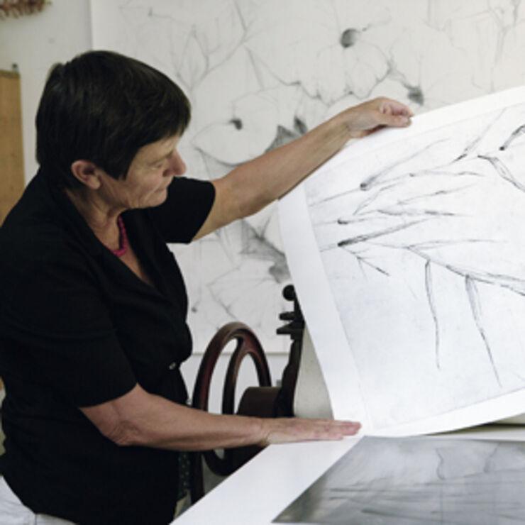 Kunstner Birgitte Thorlacius