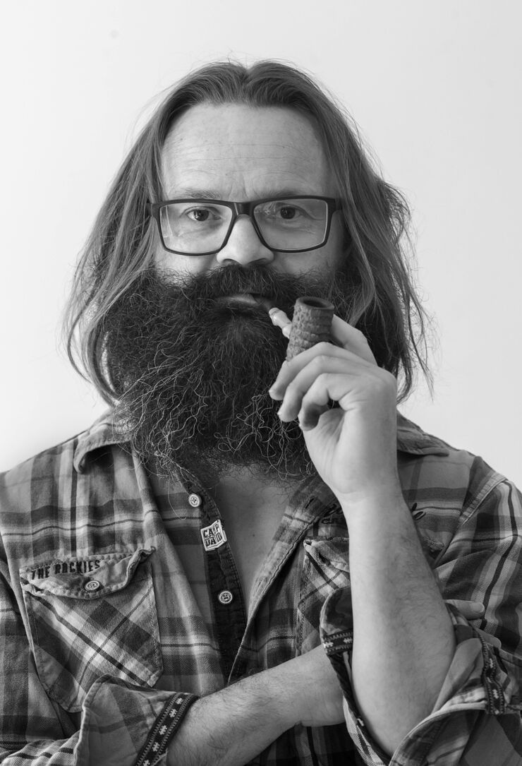 Forfatter Jens Blendstrup