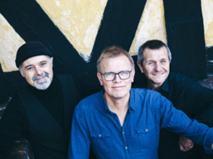 Christian Søgaard Trio - Fotograf: Kristoffer Juel