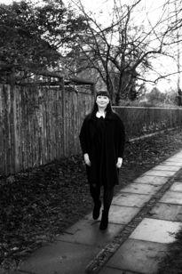 Forfatter Anna Skyggebjerg