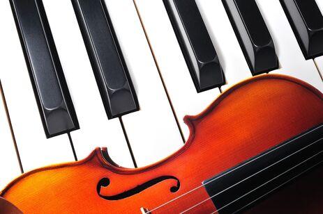 Violin og klaver