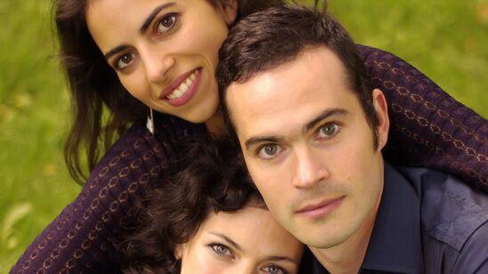 """Den spanske trio """"Trío Pérez Iñesta"""""""