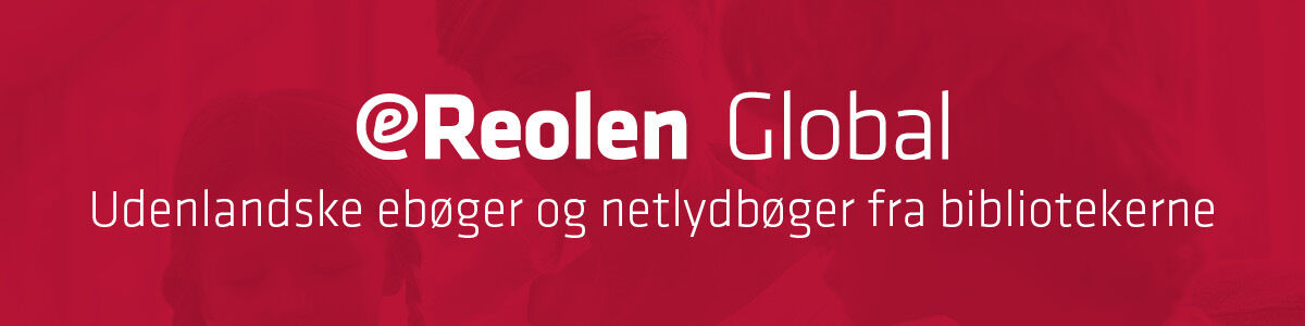 Logo for eReolen Global