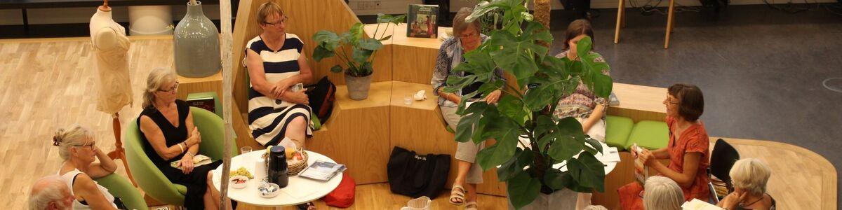 Læsecafé i Oasen