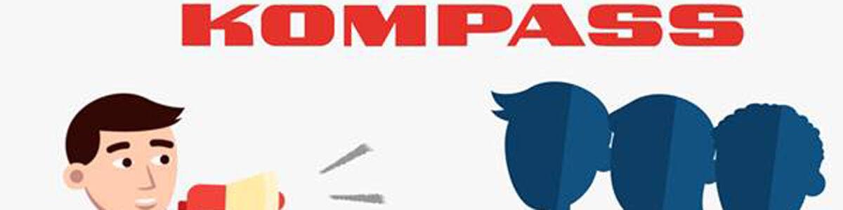Logo for Kompass