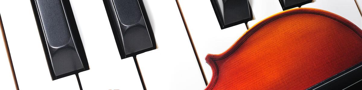 Violin og tangenter