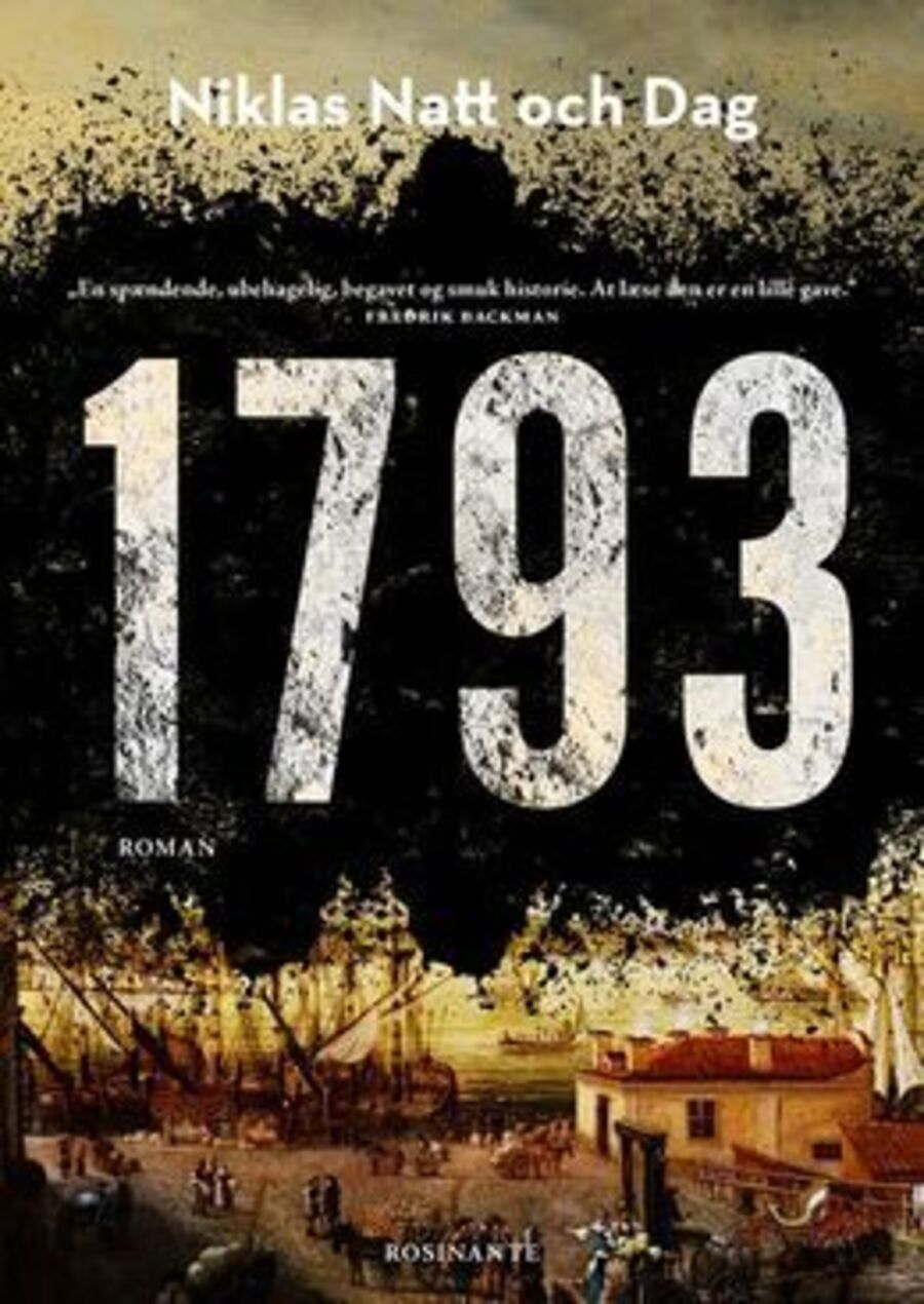 Forside på '1793'