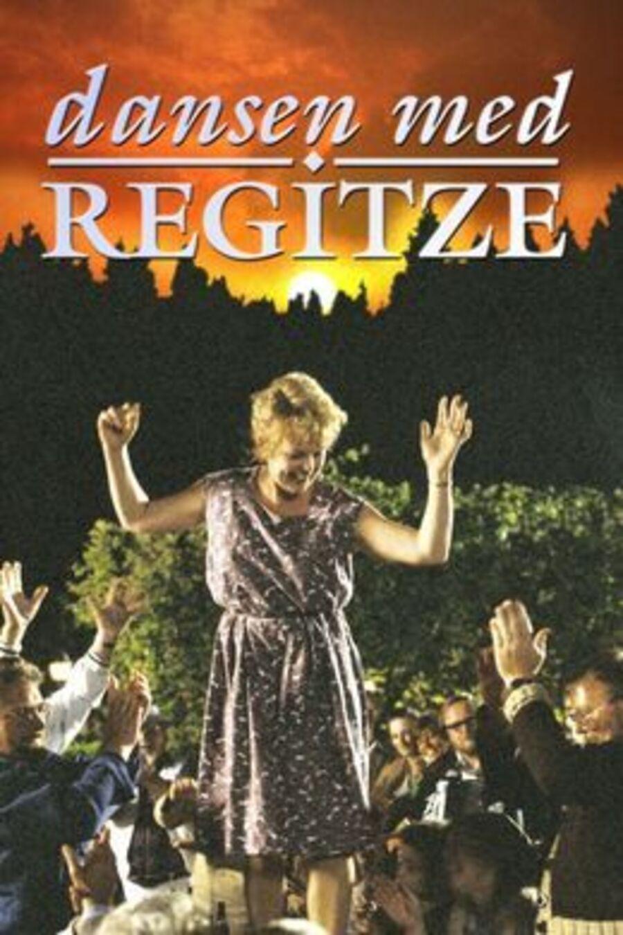Forside på 'Dansen med Regitze'