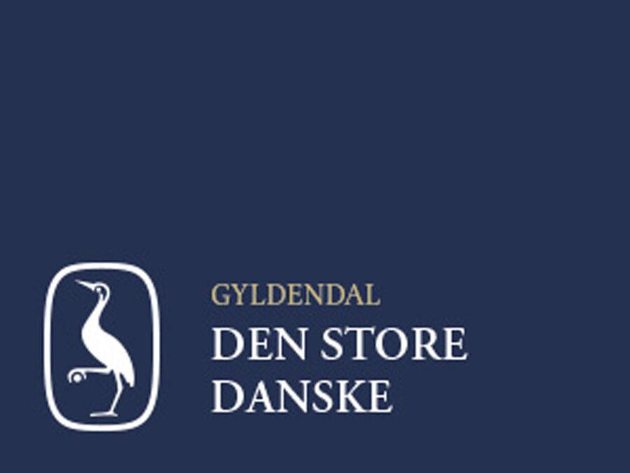 Logo for Den Store Danske