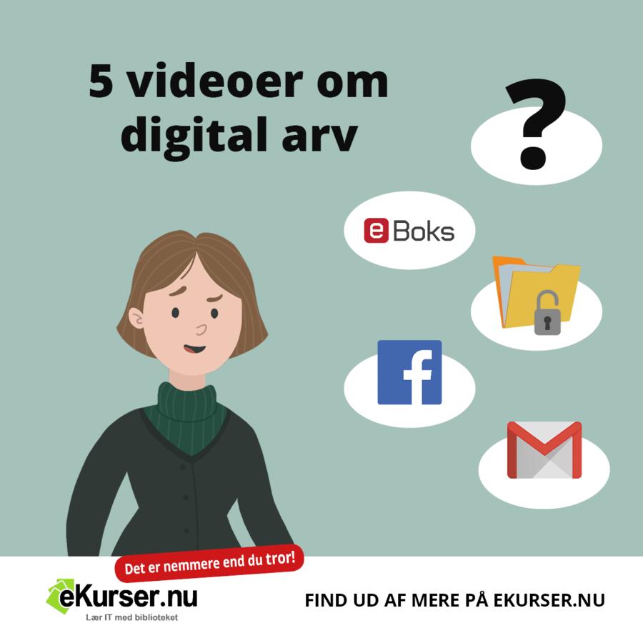 Din digitale arv