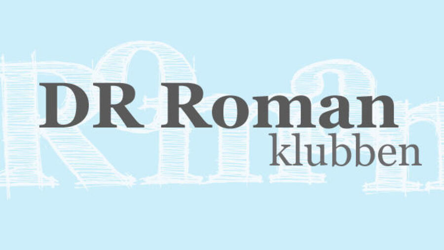 Logo for DR Romanklubben