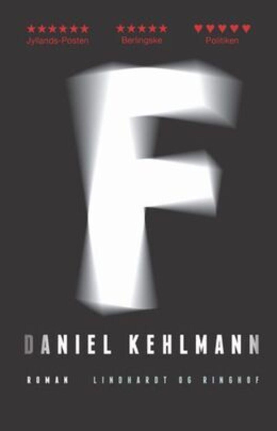 Forside på 'F'
