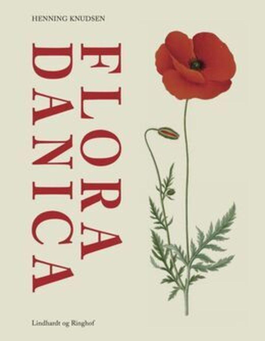 Forside på 'Fortællingen om Flora Danica'