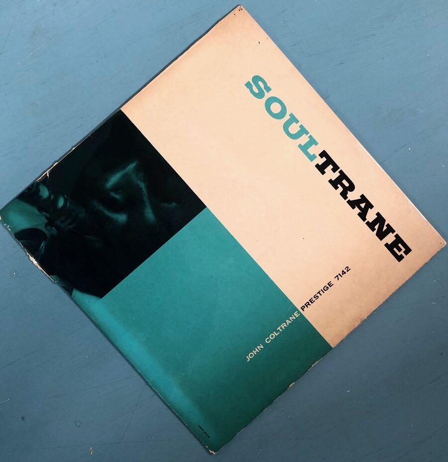 Soultrane by Coltrane