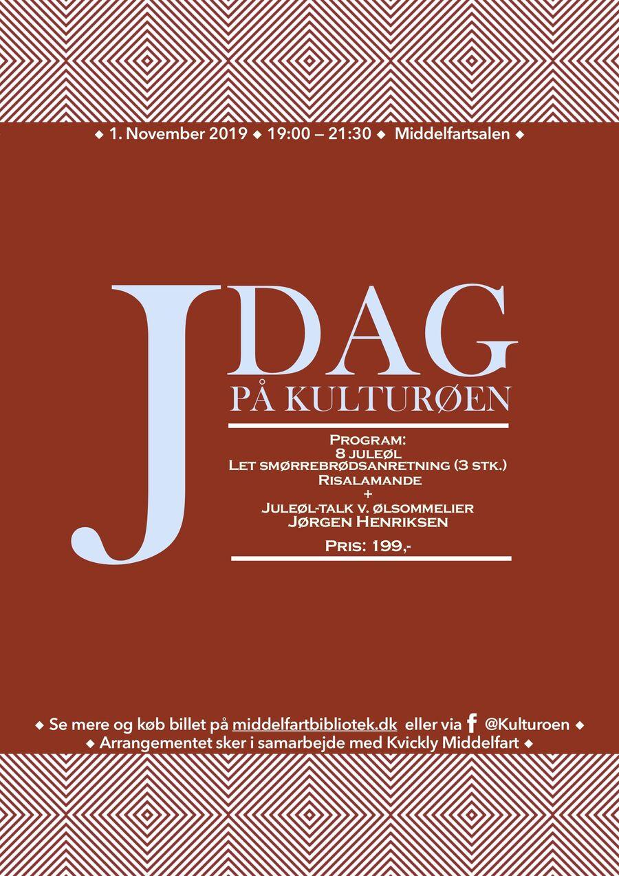 J-dag på KulturØen