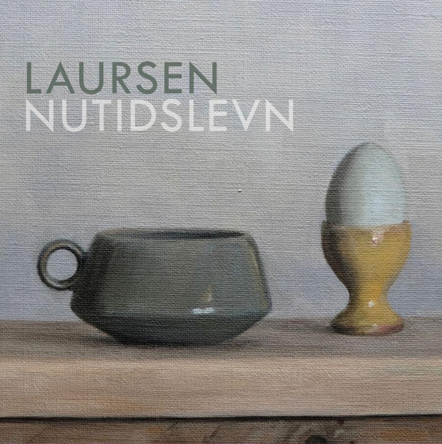 Forside til Laursens album: Nutidslevn
