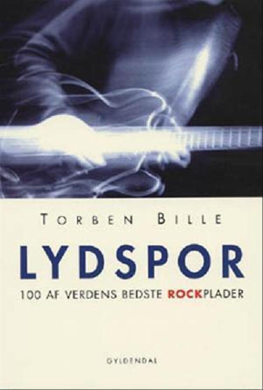 Forside på 'Lydspor: 100 af de bedste rockplader'