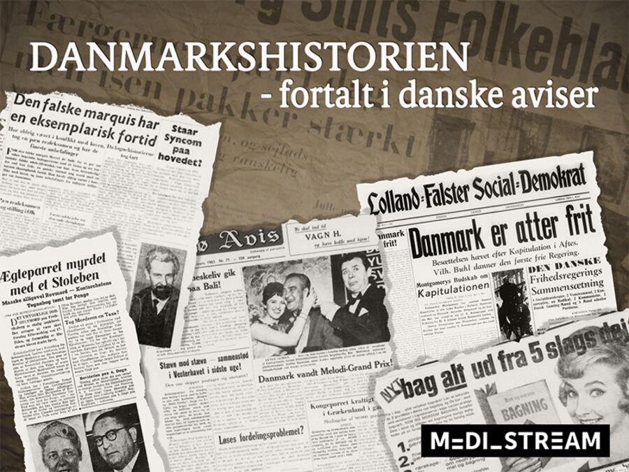 Adgang til gamle danske aviser
