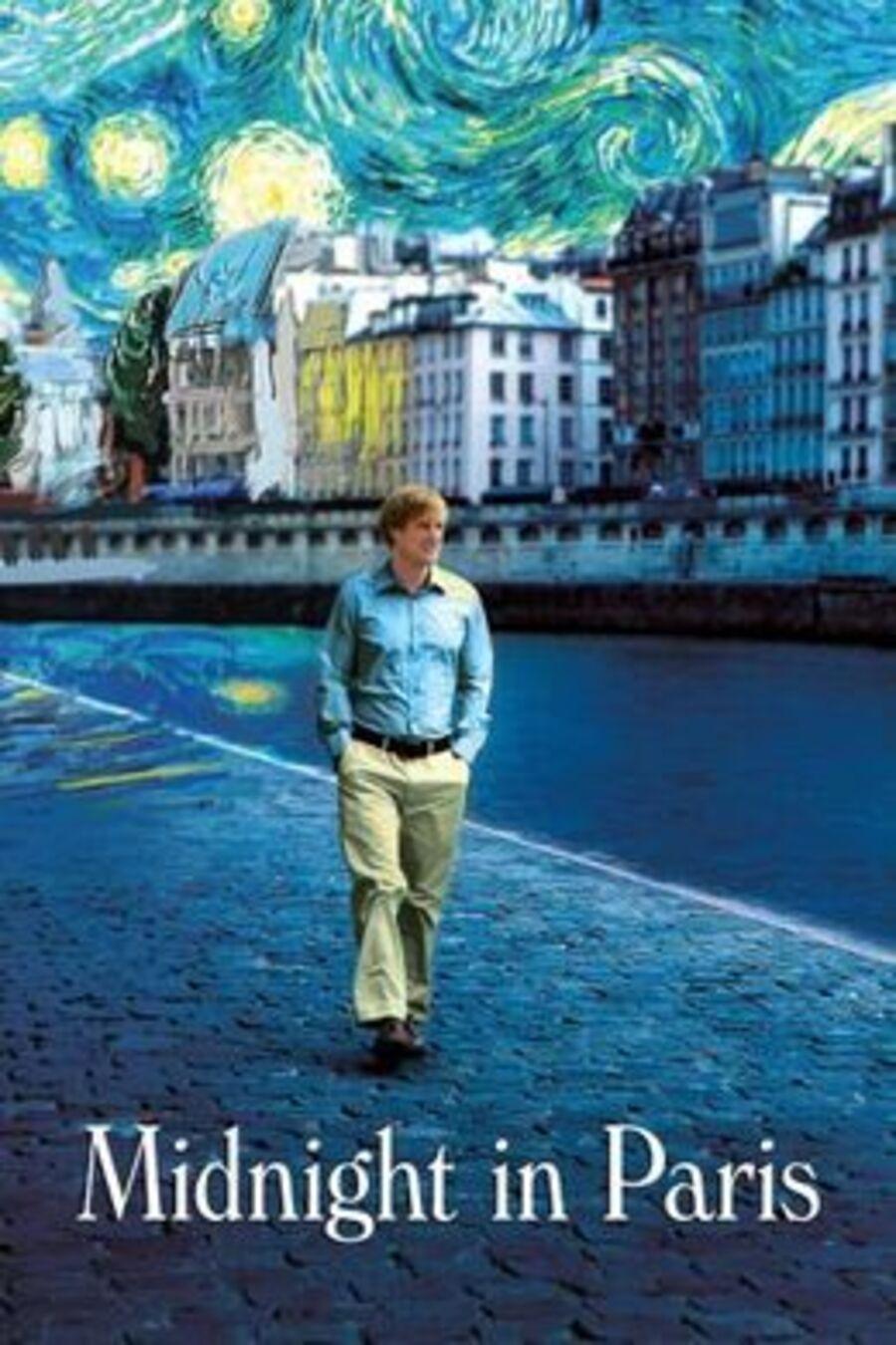 Cover til Midnight in Paris