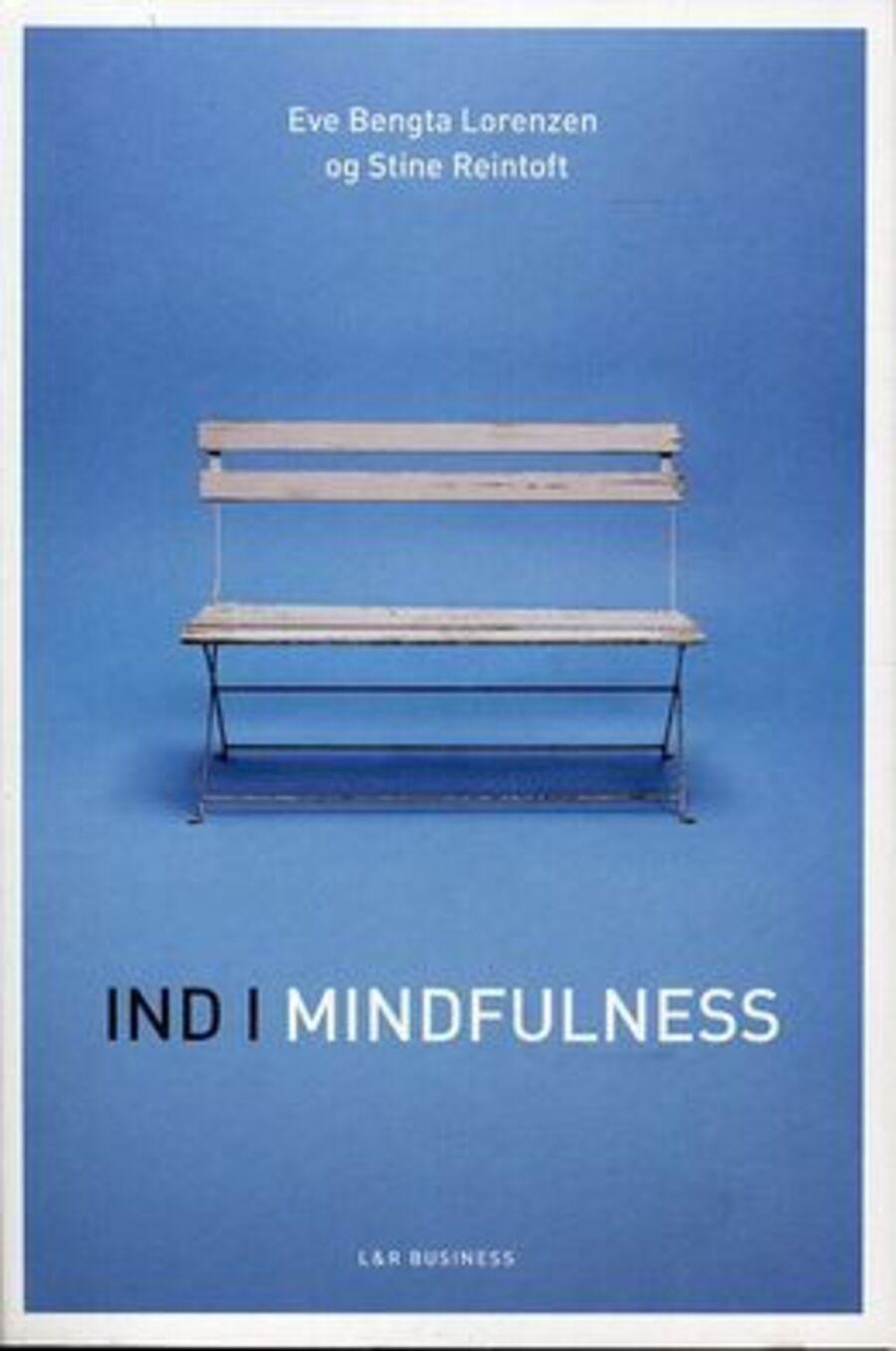Forside på 'Ind i indfulness'