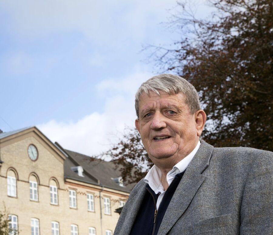 Niels Ole Frederiksen