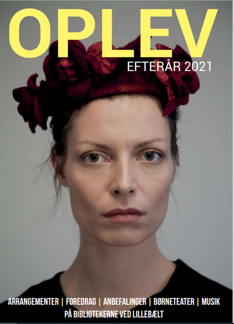 Forsiden på magasinet Oplev