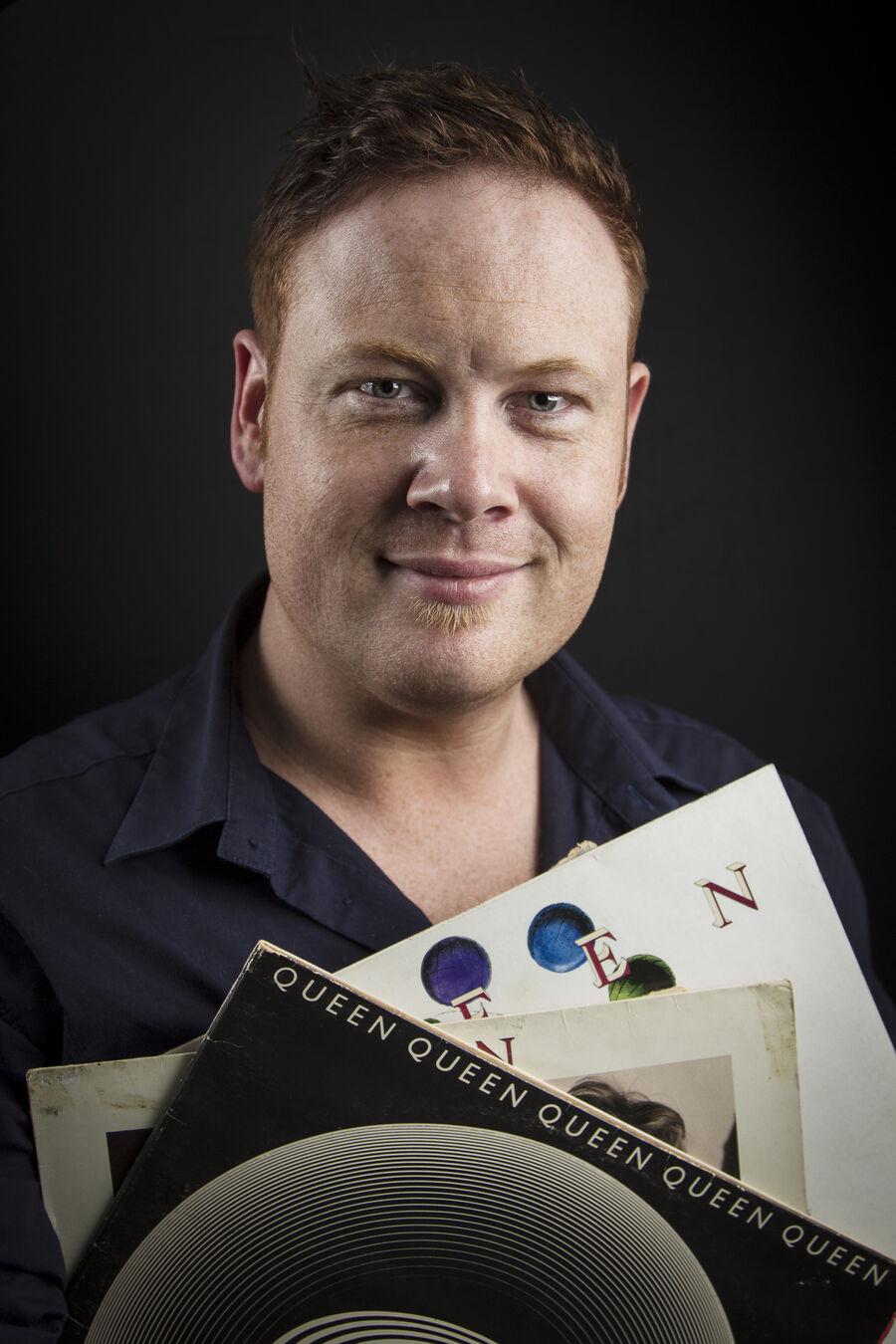 Queen-specialist og journalist Morten Nielsen