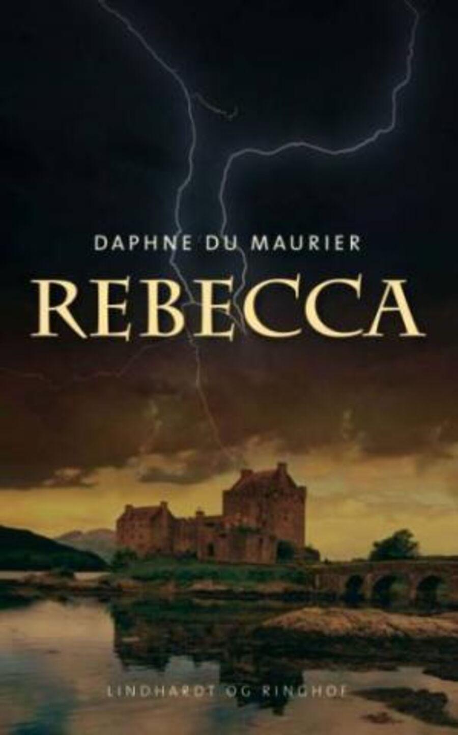 Forside på 'Rebecca'