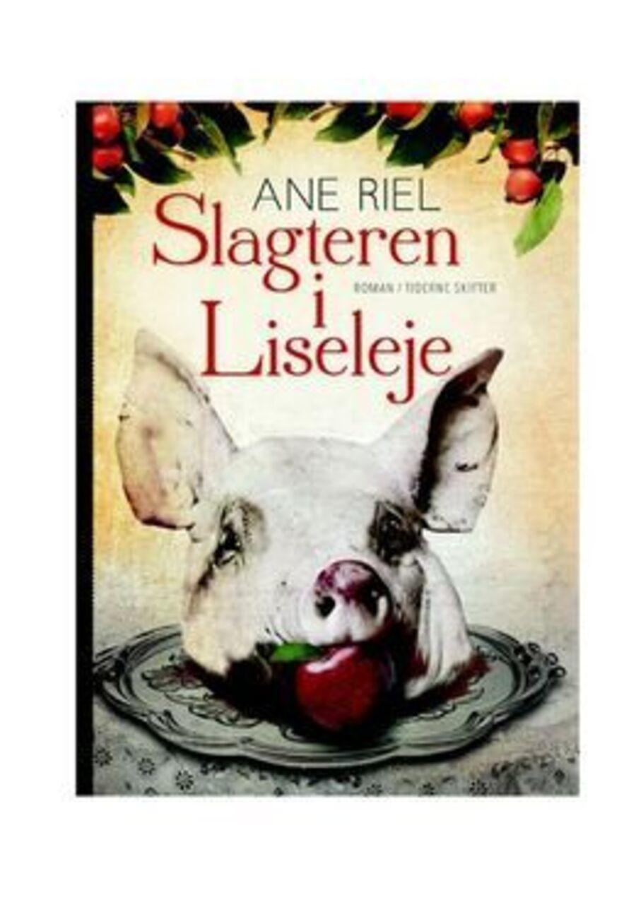 Forside på 'Slagteren i Liseleje'