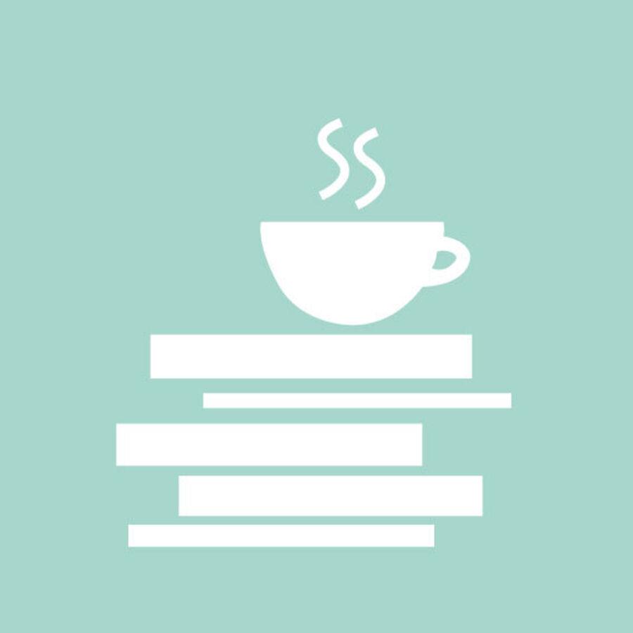 Vignet for bogcaféer