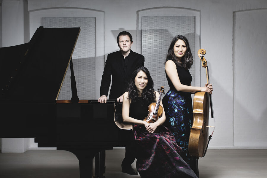 Trio con Brio. Foto: Nikolaj Lund