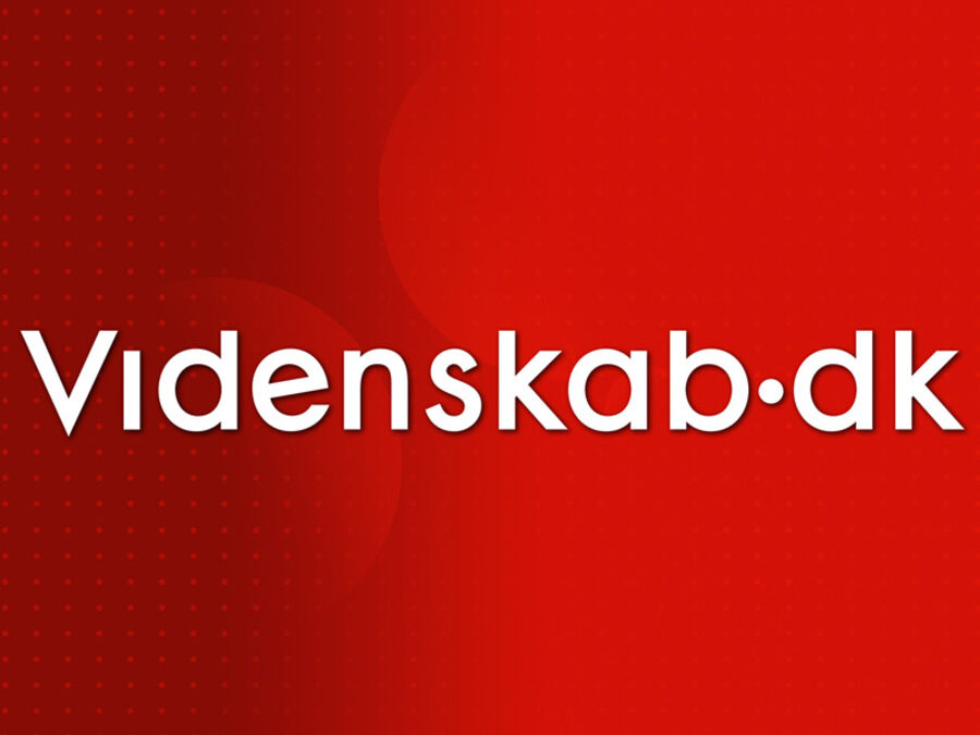 Danmarks største videnskabsmedie