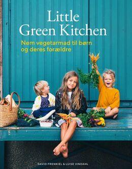 David Frenkiel, Luise Vindahl: Little green kitchen : nem vegetarmad til børn og deres forældre